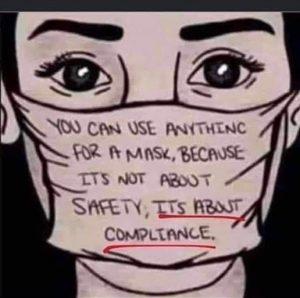 Karen's Anti-Mask Crusade